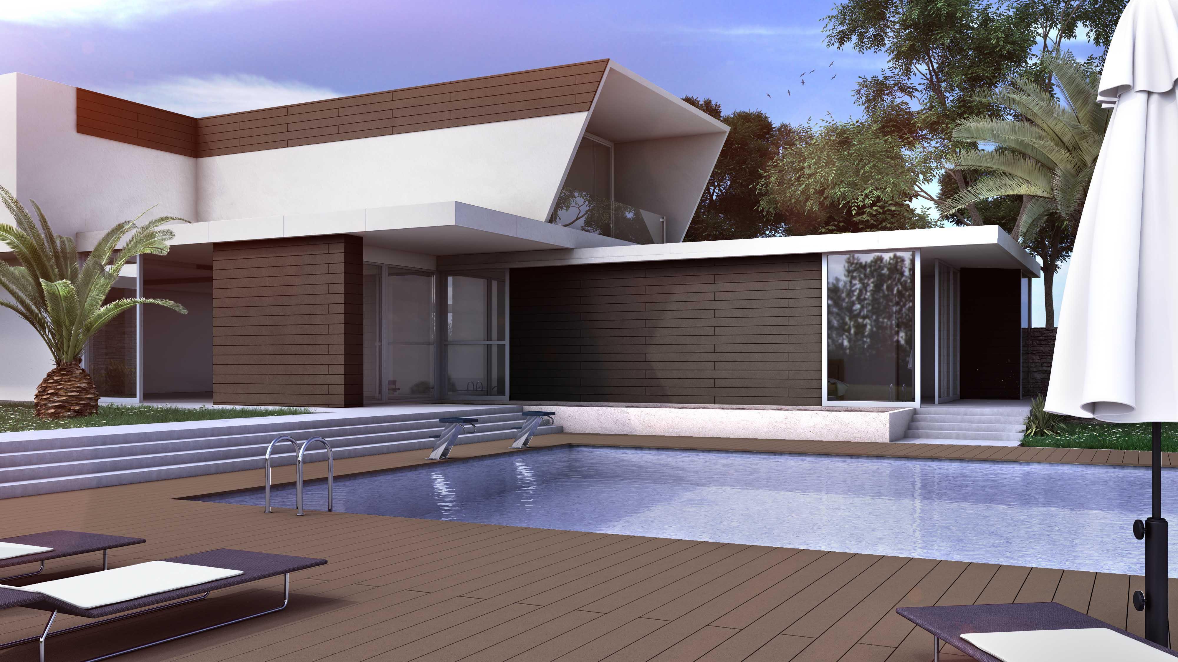 Decksystem tarima tecnol gica suelos composite para - Suelos jardin exterior ...