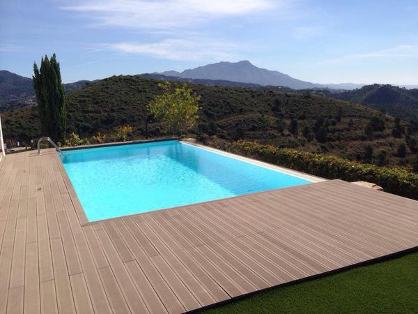 Decksystem tarima tecnol gica suelos composite para for Suelos para jardin exterior